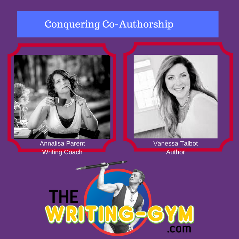 Conquering Co-Authorship with Vanessa Talbot