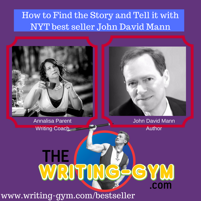 How to Find the Story and Tell it with NYT best seller John David Mann