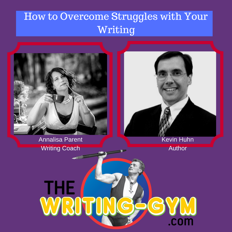 How to Overcome Struggles with Your Writing