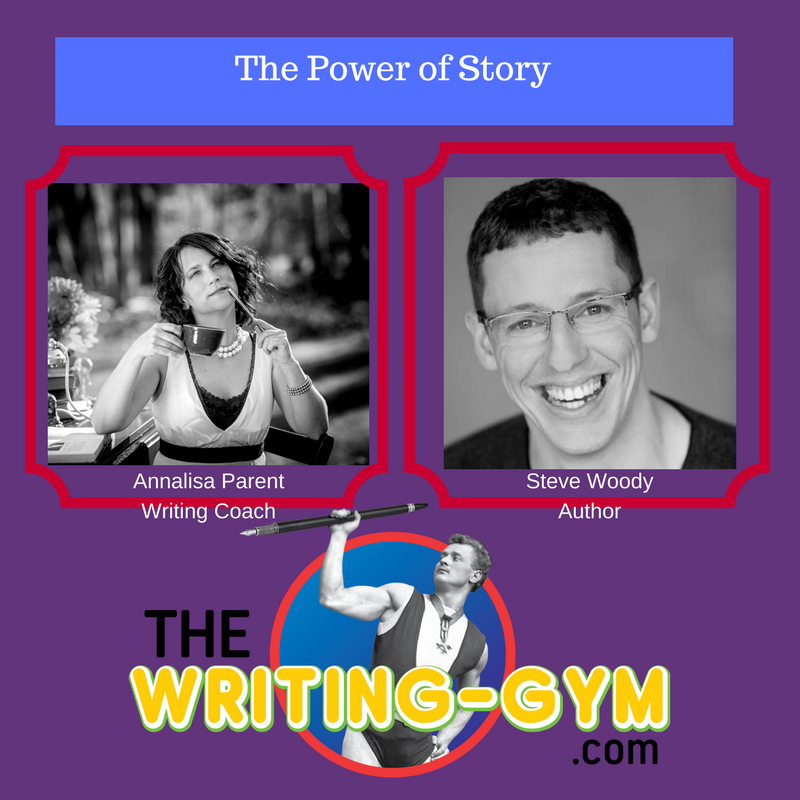 The Power of Story with Steve Woody