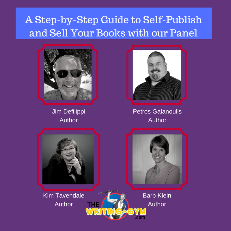 A Step-by-Step Guide to Self-Publish and Sell your Books
