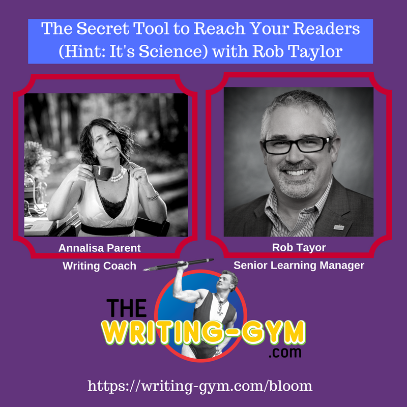The Secret Tool to Reach Your Readers (Hint: It's Science) with Rob Taylor