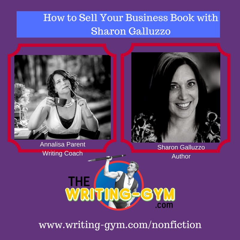 How to Sell Your Business Book with Sharon Galluzzo