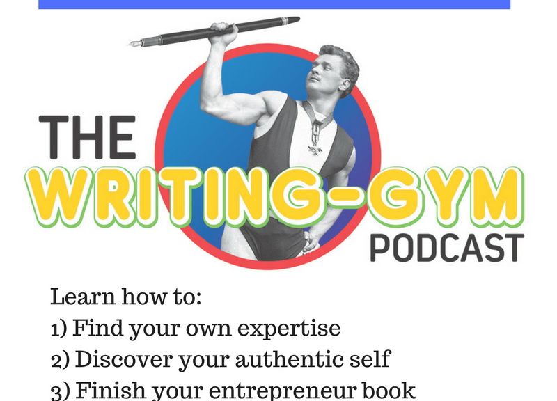 How to Write Your Entrepreneur Book This Year - The Writing Gym